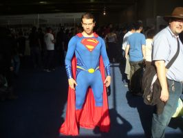 The Man of Steel Cosplay by Kryptoniano