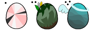 Mystery Eggs 3 by Adopts-R-Us