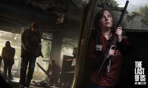 Ellie - The Last of Us Cosplay by Ceress-chan