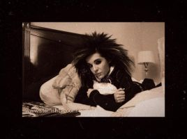 Bill in Bed by luvcomes1waybillkiro