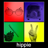 hippie by oSKARt