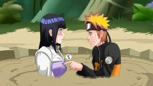 Naruto Is Curious About Hinata's Growth by RBX2