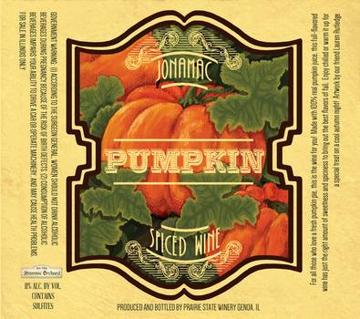 Pumpkin Wine by LaurenRutledge