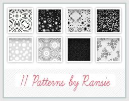 Patterns 19 by Ransie3
