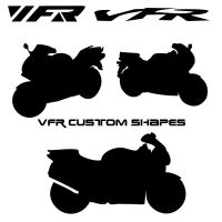 Honda VFR Custom Shape by Skarpskyter
