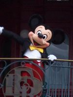 Mickey Mouse by cj-steele