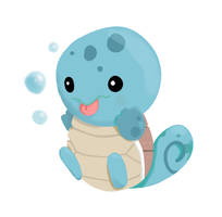 Pokesketch 007 Squirtle by Cdinorawr