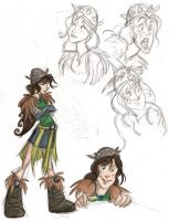 HTTYD Trainer by Clairictures