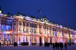 Winter palace - St.-Petersburg by ShUBolt