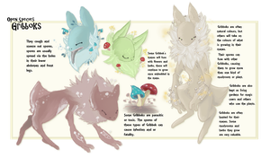 Open Species - Gribbok by MintHeartAdopts