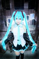 VOCALOID- MIKU by datowan