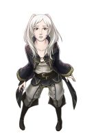 FE13 - The Tactician, Freya by MarvelPoison