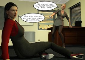 Penelope - Working Late 40 by Torqual3D
