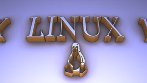 Very Generic Linux And Tux Ws Wp by fraterchaos