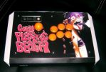Plastic Beach Fightstick Front by ExionSlade