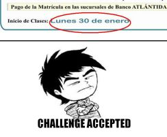 Challenge Accepted by tavini1