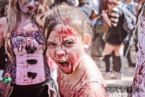 Zombie Children by Arvalus
