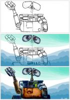 WallE Facebook by gucci84