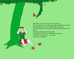 The Giving Tree by Chim--chim