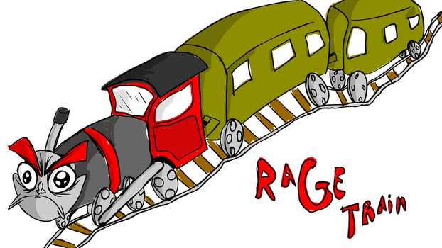 The Rage Train by IHEOfficial