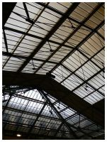 Gare du Nord - Nuit ou jour by Sprykritic