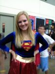 SUPERGIRL!! by Leck-Zilla