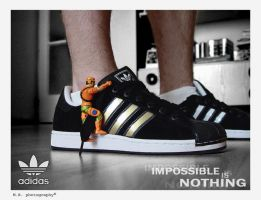 Adidas - Impossible is nothing by Rukkancs