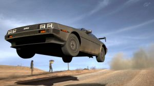 big air! GT5 by daz1200