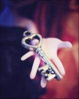 This key will lead you to by ItSurroundsMe