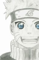 Naruto: Blue by LonelyZoner