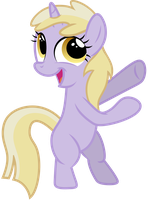 Dinky's awesome face is awesome! by AxemGR