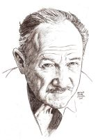 GENE HACKMAN in 30 mins by MalevolentNate