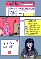 Bid In Hell by cryoclaire