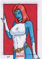 Mystique MU by ElainePerna