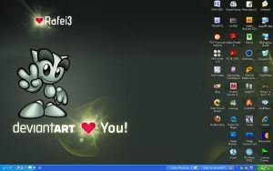 My Desktop DA by OmarAziz
