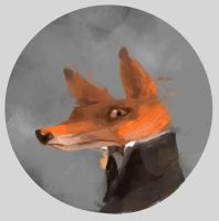 mr fox by thomke