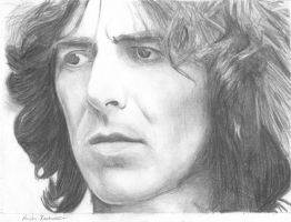 George Harrison by Sportakook