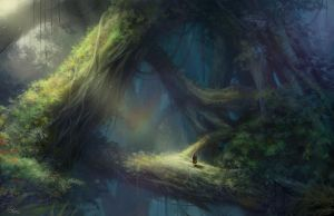 The.Holy.Forest by wyd1985