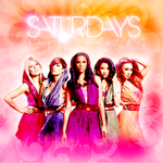 The Saturdays - All Fired Up Artwork by ElectroParadise