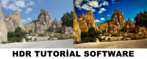 HDR TUTORIAL SOFTWARE by anilync