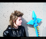 Demyx - At rest... by NailoSyanodel