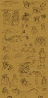 HTTYD: More doodles by Iceway