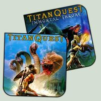 Titan Quest Icon Pack by Alucryd