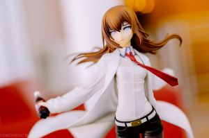 Makise Kurisu by stereometric