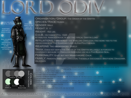 Odiv Reference: Oct. 2010 by MoonstalkerWerewolf