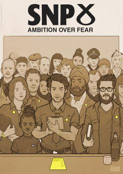 Ambition over fear by CraigPaton