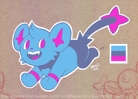 Pokemon Palette Challenge 4 - Electric Type by scribblywobbly