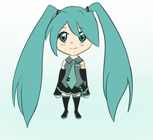 Miku~ by DoctorPiper