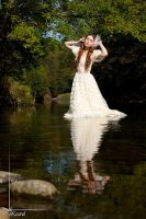 lady of the lake by Arielle-Fox