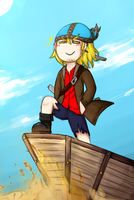 Do what you want, 'cause a pirate is free! by Japo278
